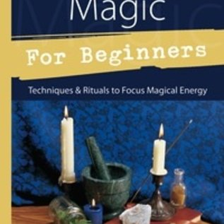 OMEN Practical Magic for Beginners: Techniques & Rituals to Focus Magical Energy