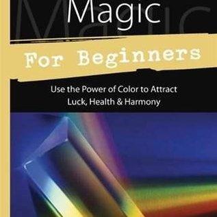 Llewellyn Worldwide Color Magic for Beginners