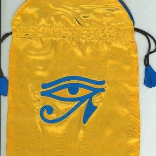 Llewellyn Worldwide Horus Eye Satin Bag (Tarot Bag)