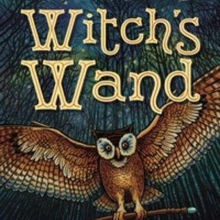 Llewellyn Worldwide The Witch's Wand: The Craft, Lore, and Magick of Wands & Staffs
