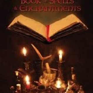 OMEN Laurie Cabot's Book of Spells & Enchantments