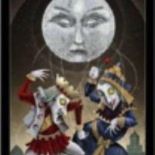 OMEN Deviant Moon Tarot Cards