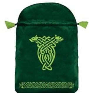 OMEN Celtic Satin Tarot Bag