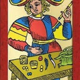 Llewellyn Worldwide Tarot of Marseille Grand Trumps