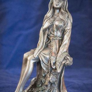 OMEN Maiden Statue in Cold Cast Bronze