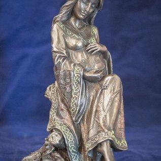 OMEN Mother Statue in Cold Cast Bronze