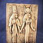 OMEN Isis and Ma'at Plaque