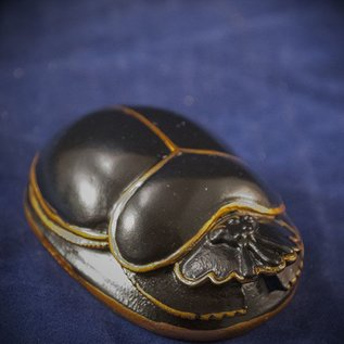 OMEN Scarab, Black and Gold Finish