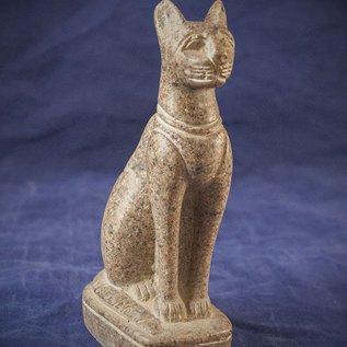 OMEN Small Cat Bast, Stone Finish