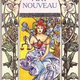 OMEN Tarot Art Nouveau Deck