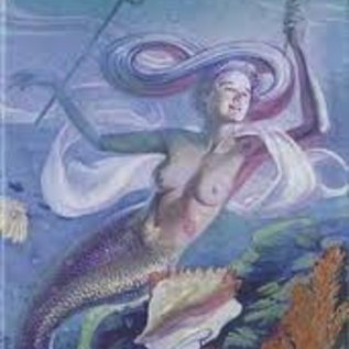 Llewellyn Worldwide Tarot of Mermaids (Lo Scarabeo Decks)