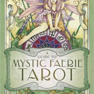 OMEN Mystic Faerie Tarot Cards [With 312 Page Book and 78 Card Deck]