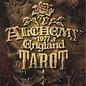 Llewellyn Worldwide Alchemy 1977 England Tarot Deck (Cards W/ Instruction Booklet)