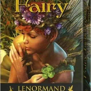Llewellyn Worldwide Fairy Lenormand Oracle