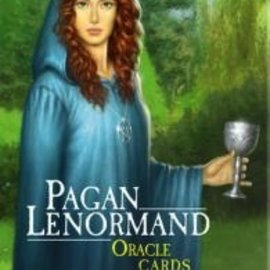 Llewellyn Worldwide The Pagan Lenormand Oracle