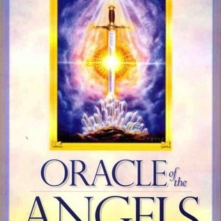 OMEN Oracle of the Angels: Healing Messages from the Angelic Realm (Cards W/Book)