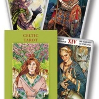 Llewellyn Worldwide Celtic Mini Tarot