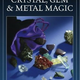 OMEN Cunningham's Encyclopedia of Crystal, Gem & Metal Magic