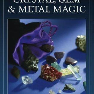 OMEN Cunningham's Encyclopedia of Crystal, Gem & Metal Magic