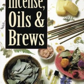 OMEN The Complete Book of Incense, Oils & Brews
