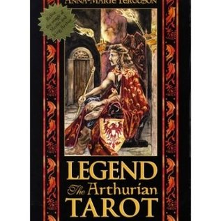 OMEN Legend Kit: The Arthurian Tarot [With 78 Full-Color Cards]