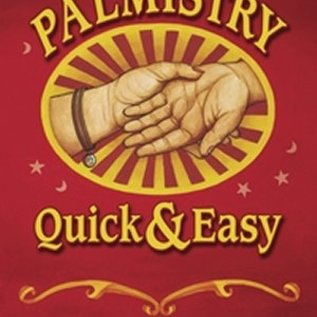 Llewellyn Worldwide Palmistry: Quick & Easy