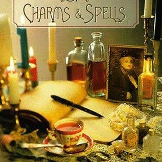 Llewellyn Worldwide Crone's Book of Charms & Spells