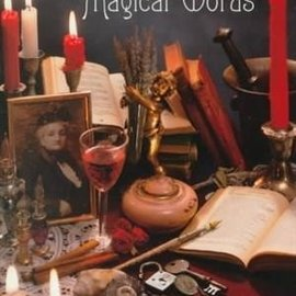 OMEN Crone's Book of Magical Words