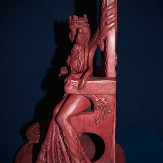 OMEN Medb Statue by Maxine Miller