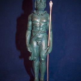 OMEN Lugh Statue