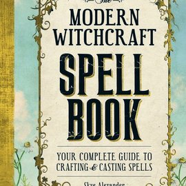 OMEN Modern Witchcraft Spell Book: Your Complete Guide to Crafting and Casting Spells