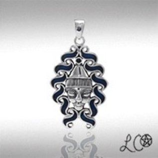 OMEN Laurie Cabot's Modron with White Quartz Pendant