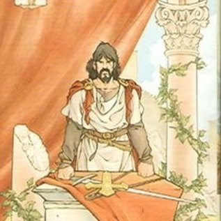 OMEN Tarot of the Holy Grail/Tarot del Santo Grial