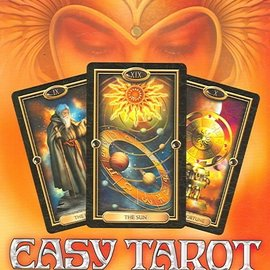 OMEN Easy Tarot: Learn to Read the Cards Once and for All! (Cards with 240-Pp. Book)