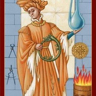 OMEN Medieval Tarot (Lo Scarabeo Decks)