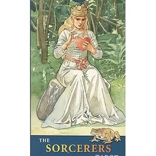 OMEN Sorcerers Tarot Cards