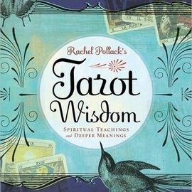 OMEN Rachel Pollack's Tarot Wisdom: Spiritual Teachings and Deeper Meanings