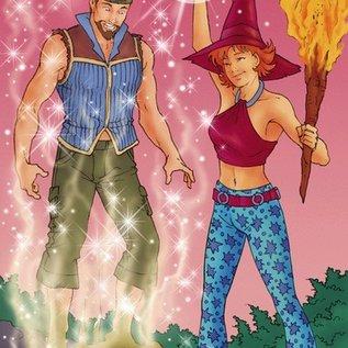 Llewellyn Worldwide Hip Witch Tarot