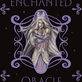 Llewellyn Worldwide Enchanted Oracle [With Tarot Deck and Fairy Pendant and Silver Bag]