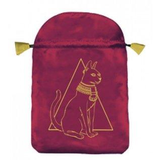 OMEN Egyptian Cat Satin Bag