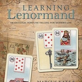 Llewellyn Worldwide Learning Lenormand: Traditional Fortune Telling for Modern Life