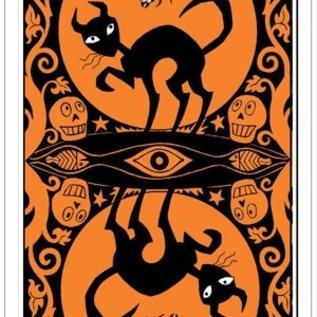 OMEN Halloween Tarot Deck in Tin