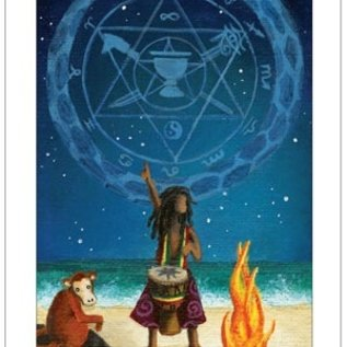 OMEN Sun and Moon Tarot [With Booklet]
