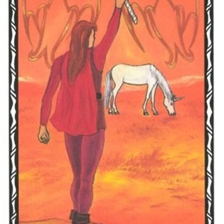 OMEN Unicorn Tarot: 78-Card Deck