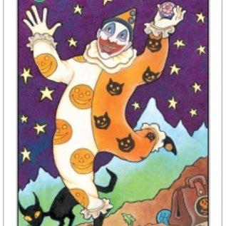 OMEN Halloween Tarot Deck & Book Set: 78-Card Deck [With Book]
