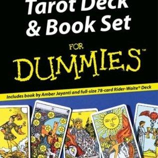 OMEN Tarot Deck & Book Set for Dummies [With Book]