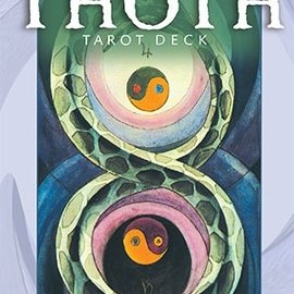 OMEN Thoth Tarot Cards (Premier)