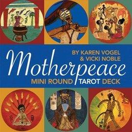 OMEN Mini Motherpeace Round Tarot Deck