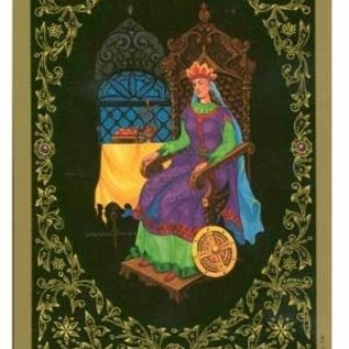OMEN Russian Tarot of St. Petersburg: 78-Card Deck