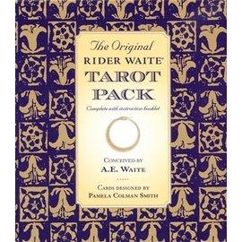 rider tarot deck instruction booklet